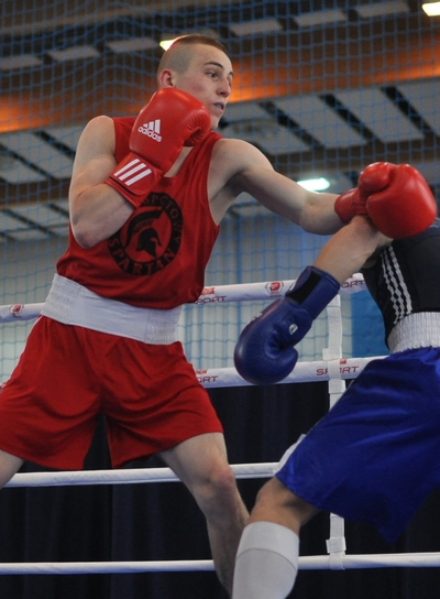 Damian Durkacz w ćwierćfinale Mistrzostw Europy w Rosji