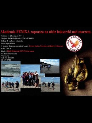 Obóz Akademii FENIX-a