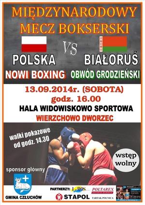Mecz w Wierzchowie