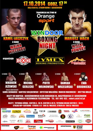 WINDOOR BOXING NIGHT