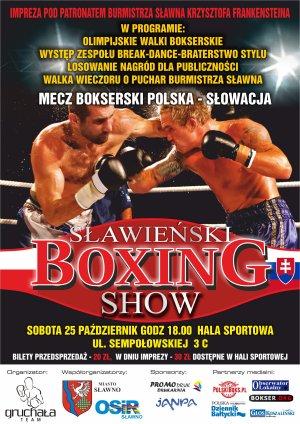 Sławieński Boxing Show
