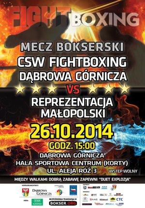 FightBoxing vs Małopolska