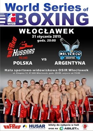 WSB: POLSKA vs ARGENTYNA
