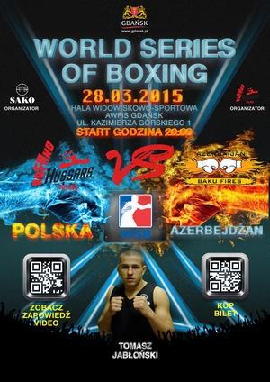 WSB: POLSKA vs AZERBEJDŻAN