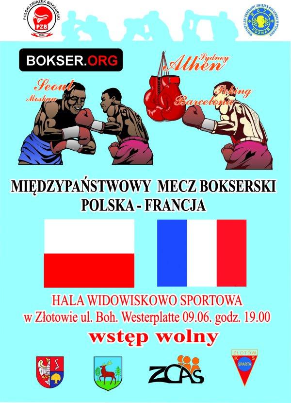 mecz polska francja